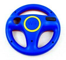 Nintendo Wii Racing Steering Wheel Remote Holder Mario Kart Red and Blue
