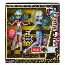 Monster High Skultimate Roller Maze 2-Pack Dolls Giftset NIB