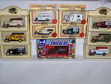 53pc LLEDO/DAYS GONE LP18  1936 PACKARD. Examples shown.