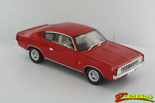 CHRYSLER CHARGER VJ VINTAGE RED - 1:24 SCALE BRAND NEW OZLEGENDS