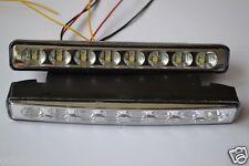 LED DRL Luces De Circulación Diurna & Indicador Intermitentes para Opel Astra