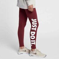 Women's Lifestyle Nike Sportswear JDI Leggings Hard-Pink/White