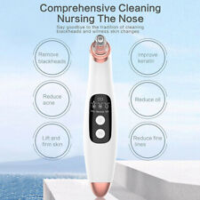 Electronic LCD Vacuum Suction Pore Blackhead Remover Cleaner Machine 6 Suckers