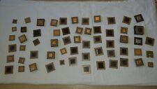 60 Stück CPU PC Schrott aus  Computerschrott