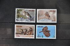 ARUBA 2016 VOGELS BIRDS OISEAUX UIL OWL MNH POSTFRIS ** ++ I 237