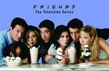 FRIENDS - MILKSHAKES POSTER - 24x36 TV SHOW 51806