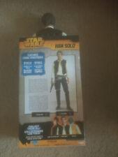 Star Wars 18 Inch Figure Han Solo With Blaster Jakks