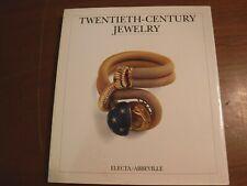 Twentieth- Century Jewelry-Electa/Abbeville