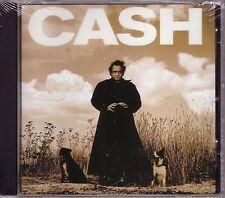 CD (NEU!) JOHNNY CASH - American Recordings (I) (Bird on a wire Rick Rubin mkmbh
