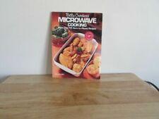 Betty Crocker's Microwave Cooking by Betty Crocker Editors