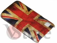 Cover Bandiera Inglese UK Retro Per Samsung Galaxy S i9001 Plus