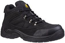 Amblers FS151 Vegan Friendly Safety Boots Non-Leather Steel Toe Cap Lightweight