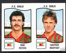 Panini Sticker - Belgium Football 1990 - No 378 - F.C.Eeklo - Rene Peeters