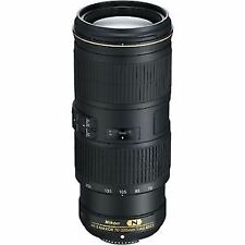 Nikon NIKKOR 70-200mm Camera Lenses