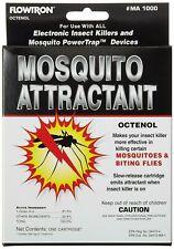 Flowtron MA-1000 Octenol Mosquito Attractant Cartridge - BRAND NEW