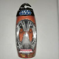 STAR WARS-BESPIN CLOUD CAR-TITANIUM SERIES DIE CAST VEHICLE 2008 MOC MIP NIP NEW