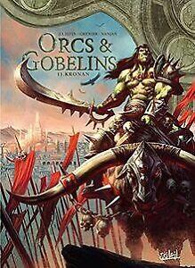 Orcs et Gobelins T11: Kronan de Soleil | Livre | état très bon