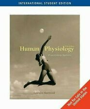 Aise-Human Physiology : From Cells to Systems by Sherwood