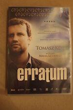Erratum - DVD - POLISH RELEASE