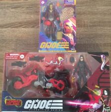 GI Joe Classified Series Cobra Baroness 13 and Destro 15
