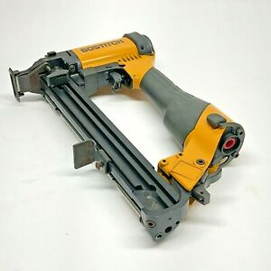 NEW NO BOX BOSTITCH 438S2 438S2R 16 GAUGE WIDE CROWN PNEUMATIC ROOFING STAPLER