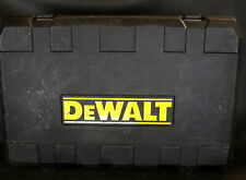 DEWALT DC759CA Case Only, for 18-Volt Compact Drill/Reciprocating Saw Combo Kit
