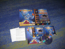 Turrican 2 - The Final Fight PC in OVP mit Anl. usw. Erstausgabe
