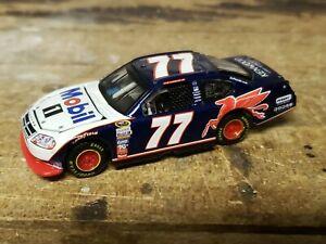 Sam Hornish Jr 2008 #77 Mobil I Dodge Charger 1/64 scale  NASCAR RCCA hood open
