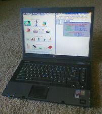 HP Compaq 8510p 2.2GHz C2D-T7300 4GB/160GB DVD/RW TempleOS/Haiku/Ubuntu Tri-boot