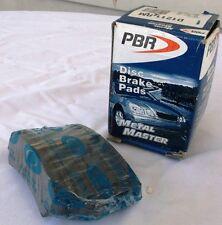Set of NEW Disc Brake Pads- PBR Metal Master D1211 RM