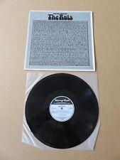 "THE RUTS The Peel Sessions STRANGE FRUIT 12"" RARE 1986 UK 1ST PRESSING SFPS011"