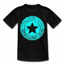 Einschulung Schulkind 2020 1. Klasse Stern Kinder T-Shirt