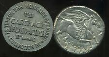 CARTHAGE  decadrachme     III av JC    COLLECTION BP    ( bis )