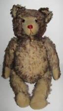 ours peluche, (pour ce qui en reste) fatigué de part son histoire, environ 60 cm
