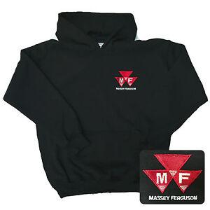 Massey Ferguson hoodie Tractor Logo Farm if she not red xmas christmas present