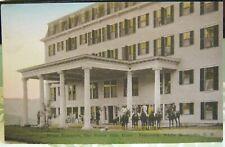 United States Motor Entrance Forest Hills Hotel Franconia N H - unposted