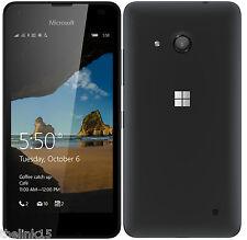 Microsoft Lumia 550 - 8GB - Black(Unlocked) Smartphone 4G,LTE TOUCH SCREEN