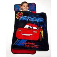 Disney Cars Toddler Nap Mat  Kids Sleep Travel Blanket Indoor Outdoor New