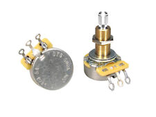 CTS Potentiometer Audio Split Shaft Long Bushing 250K