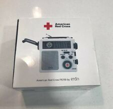American Red Cross FR250 by Eton Emergency Radio Phone Charger Hand Crank Siren