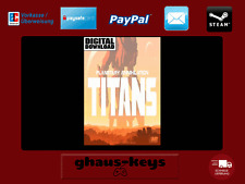 Planetary Annihilation Titans Steam key PC descarga código Game nuevo envío rápido