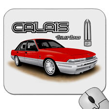 HOLDEN  VL  CALAIS  TURBO COMMODORE  3.0 MOUSE PAD  ( 6 CAR COLOURS)