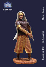 LA FORTEZZA SCALE MODEL STO-0504 - SALAH AL-DIN IL SALADINO - 54mm RESIN KIT