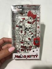 iPhone 5 Sanrio Hello Kitty Hard Shell Phone Case Cover