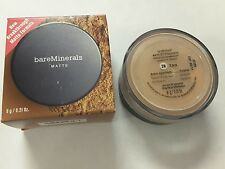 bareMinerals MATTE Foundation TAN 3N 6g ~ spf 15 ~ NIB