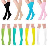 A Pair of Mens Ultra-thin Long Nylon Socks Summer Stretchy Soft Sports Business