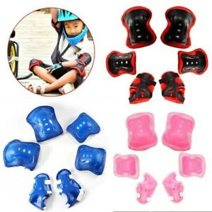 Knee & Elbow Pad Protective Safety Gear Skateboard Bike Children Durable