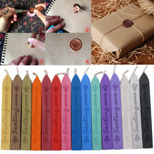 1/5x Vintage Sealing Seal Wax Stick For Melting Gun Letter Invitation Card Decor