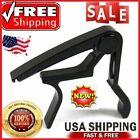 US Guitar Capo Trigger Quick Change Key Clamp Ukulele Mandolin Acoustic Electric <br/> NITROCELLULOSE SAFE SHIPS WITHIN HOURS FROM PURCHASE