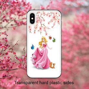 Disney Sleeping Beauty Aurora Fan Case Cover for iPhone Samsung Huawei Google